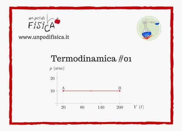 Termodinamica per Farmacia-CTF | Esercizi di Fisica svolti